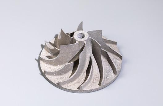 3D Printing Image 4 - Selective laser melting technology